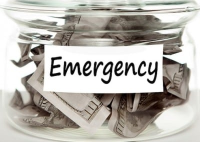 Emergency Funding – Cash Reserve